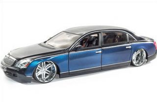 Maybach 62 Dropstar diecast model car 1 18 scale HotWheels Whips