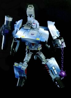 TRANSFORMERS CUSTOM MASTERPIECE SCALE G2 MEGATRON BY COLOSAL CUSTOMS