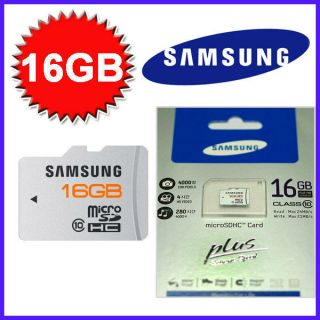 Micro SD 16GB Class10 Memory Card for Smart Phone Galaxy S2 SII