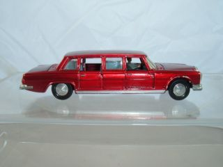 Dinky Toys 128 Mercedes Benz 600 Vintage See Photos