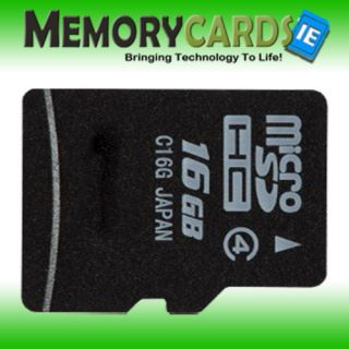 16GB Memory Card for Samsung Gravity Smart Mobile Phone