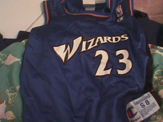 Michael Jordan Washington Wizards Jersey Youth Small