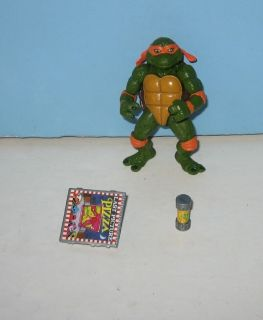 Teenage Mutant Ninja Turtle Movie Star Mike Michelangelo TMNT Figure