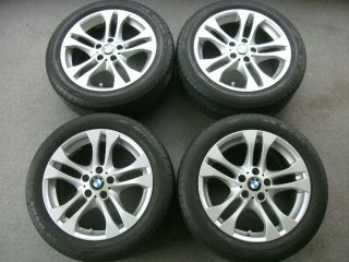 BMW x3 18 Wheels Rims Michelin Pilot Tires