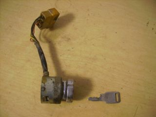 1970 Z50 HONDA Z50 MINI TRAIL MONKEY BIKE IGNITION SWITCH AND KEY