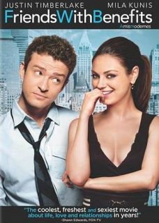 Friends with Benefits DVD, 2011, Canadian French