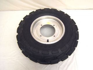 ATV POLARIS PREDATOR OUTLAW PHOENIX 500 525 450 FRONT RIGHT WHEEL RIM