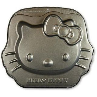 HELLO KITTY CAKE TIN LARGE BAKEWARE ALUMINIUM TIN BAKING FORM Girls
