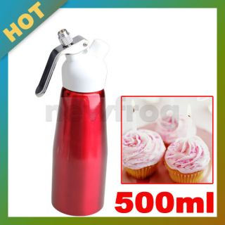 Fancy Style Whip Fresh Cream Butter Dispenser Whipper Foam Maker