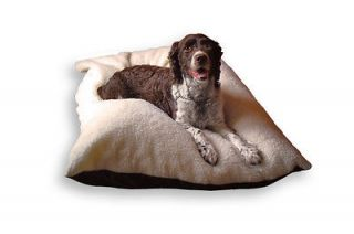 Dog Bed King Made In USA Extra XL Large Dog Pet Bed Pillow. 36x45