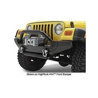 Bestop HighRock 4x4 Tubular Grille Guard 42906 01 (Fits Jeep Wrangler