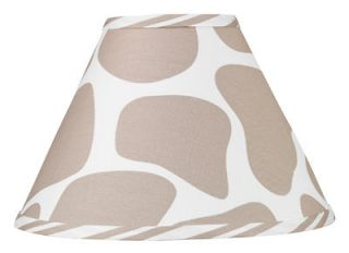 SWEET JOJO DESIGNS LAMP SHADE FOR GIRAFFE ANIMAL PRINT BABY KID TEEN
