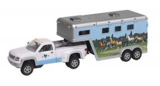 Breyer Stablemates Pick Up Truck and Gooseneck Trailer NEW