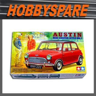 TAMIYA 1/24 AUSTIN MINI COOPER 1275S MK.I MODEL KIT T24235