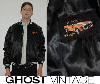 camaro jacket in Clothing,