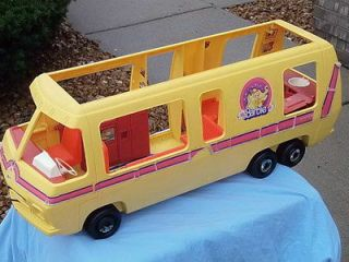 BARBIE CAMPER BUS 6 WHEEL VERSION 1973