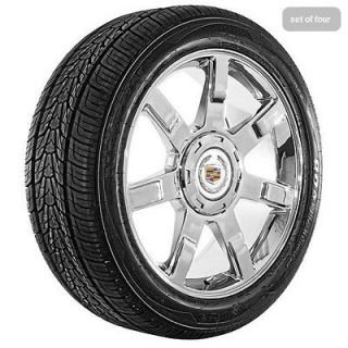 cadillac escalade rims and tires