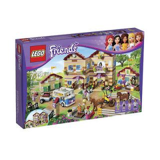 LEGO FRIENDS SUMMER RIDING CAMP 3185 NEW