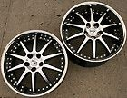 Spa Wheels NICHE Wheel SET Package RIMS Chevy Vehicles Lumina Impala