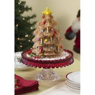 NORDIC WARE CHRISTMAS TREE CAKE PAN NEW & Wilton Cookie Tree Kit Book