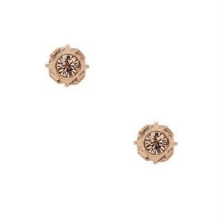 KATE SPADE LADY MARMALADE ROSE GOLD STUD EARRINGS  NWT * COMES PRE