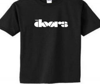 The Doors Classic T Shirt Tee 70s Rock Morrison