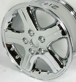 OEM Chrome Dodge Intrepid Wheels/Rims   2172 0UU48TRMAB