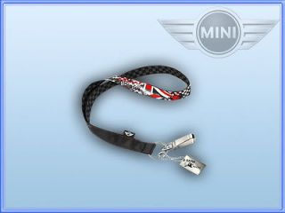 Genuine MINI COOPER Lanyard Union Jack Gift NEW
