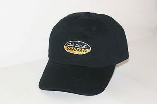 CUB CADET YANMAR Lawn Mower Tractor Brand Embroidered Adjustable Hat