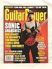 GUITAR PLAYER MAGAZINE TOM MORELLO RAGE AGAINST THE MACHINE SYSTEM OF