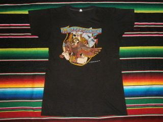 Molly Hatchet t shirt vintage rare rock southern metal tour concert