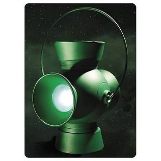 DC Comics GREEN LANTERN 11 Scale Power Battery & Ring Prop Replica