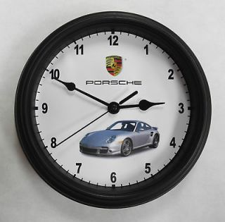 Newly listed Porsche Carrera 911 997 Turbo 9 Automotive Garage Wall