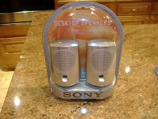 SPEAKERS PORTABLE CD WALKMAN MD CASSETTE PLAYER SRS P7  IPOD NEW