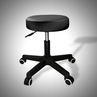 Newly listed Black Salon Stool Chair Facial Tattoo Beauty Mobile Salon