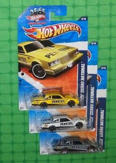 2011 Hot Wheels HW Performance #139   Buick Grand National   (3