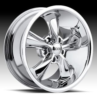 FOOSE LEGEND F105 SUBURBAN TAHOE YUKON DENALI JEEP CHROME WHEELS RIMS