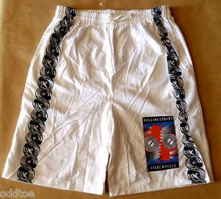 The Rolling Stones, Steel Wheels Tour Shorts, ORIGINAL NEW UNUSED