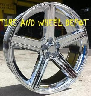 24 INCH IROC RIMS WHEELS AND TIRES EL CAMINO CHEVELLE CUTLASS REGAL