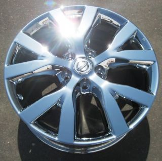 Nissan Murano Chrome Wheels Rims FX35 FX45 Maxima M45 M35