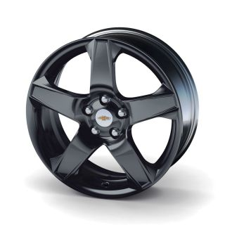 2012 2013 Chevrolet Sonic 17 Black Rim Wheel Package by GM 19259638