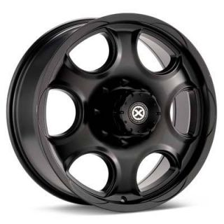 Dodge Durango Dakota Pathfinder 18 Black Wheels Rims
