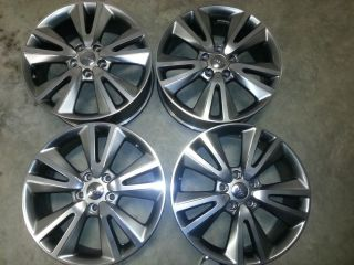 Jeep Grand Cherokee 2011 2012 2013 Mopar 20 Alloy Wheels Rims