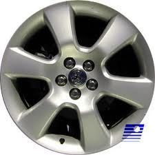 Factory 6 Spoke Chrome Wheels Rims for 2003 2008 Toyota Matrix