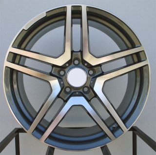 Style Wheels Rims Fit Mercedes E320 E350 E500 E55 E63 2003 2009