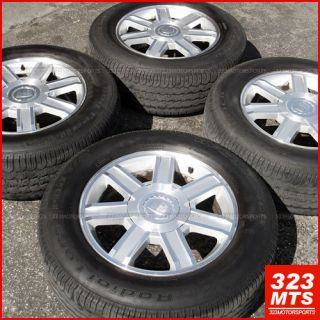 18 Used Cadillac Escalade Rims Used Tire Pkg