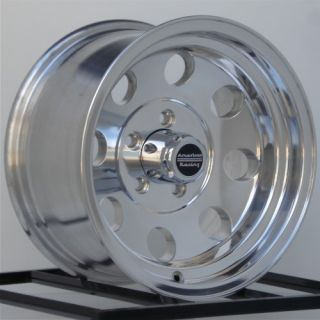 15 inch Wheels Rims Chevy GMC Truck Astro Van GMC 5 Lug 5x5 15x7 Set