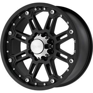 1500 Toyota Chevrolet 6 Lug Black Rhino Rockwell Wheels Rims