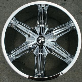 20 Chrome Rims Wheels Dodge RAM 1500 2WD 4WD 20 x 8 5 5H 10