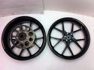 09 10 11 12 R1 16 5 Marchesini Magnesium Wheel Set Rim R6 Rims